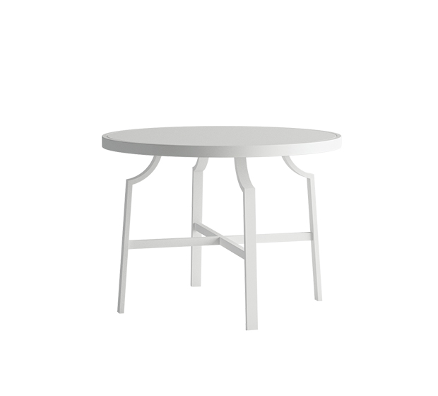 agosto dtr - dining table round